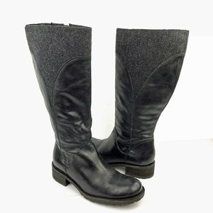 L.L. Bean Shoes - LL BEAN Leather Knee High Boots